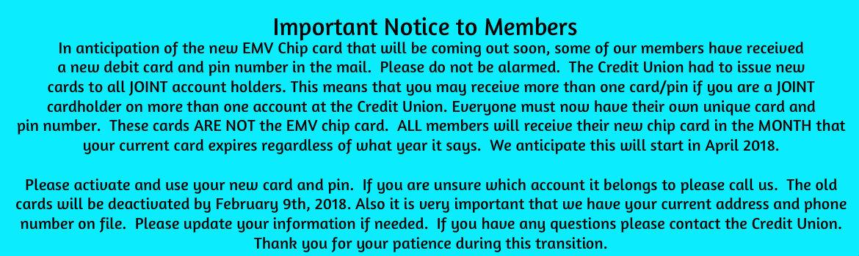 3 – EMV Chip Cards